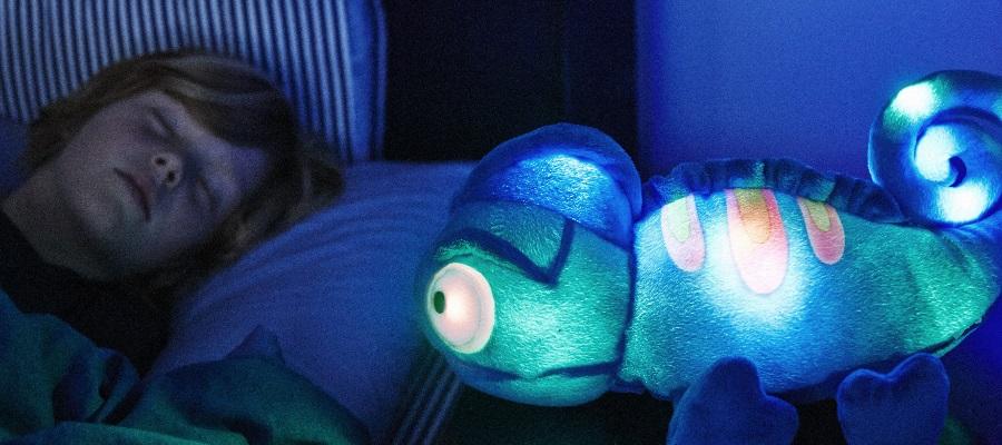 Nachtlampe Chamäleon