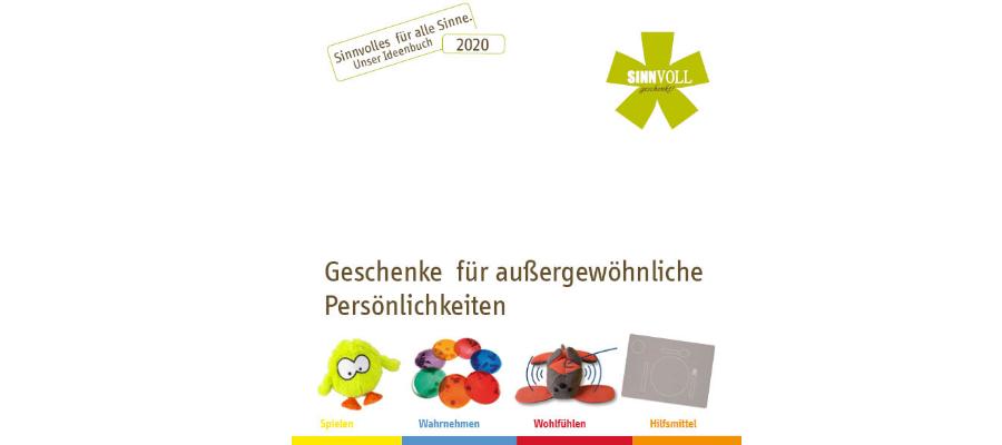 Gedruckter Katalog bestellen