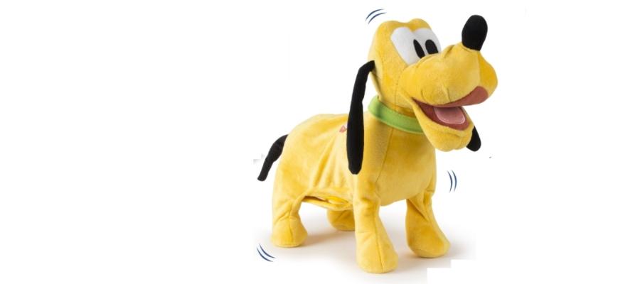 Laufender Pluto,