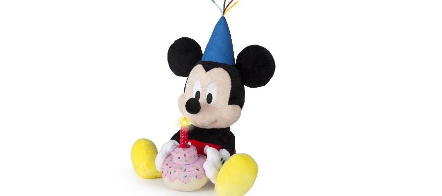 Liebe Geburtstagswünsch von Micky Mouse